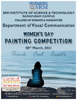 Women's Day 2021- Painting Competition
